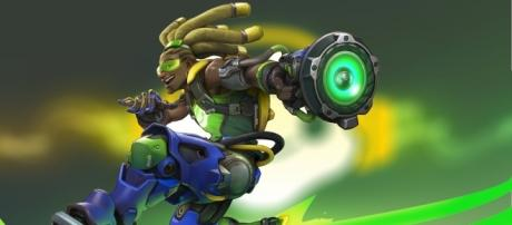 """DSPStanky is perhaps the best Lucio player in """"Overwatch"""" right now (via YouTube/PlayOverwatch)"""