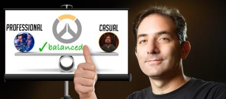Jeff Kaplan from Blizzard's 'Overwatch'. Source: https://blizzard.gamespress.com/Overwatch