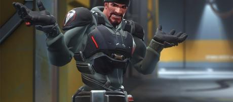 Reaper from Blizzard's 'Overwatch'. Source: https://blizzard.gamespress.com/Overwatch