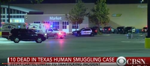 10 dead in Texas human smuggling incident - Image - CBS News | YouTube