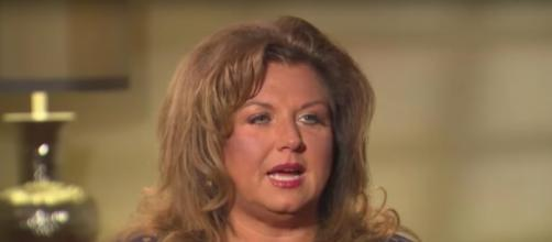 Abby Lee Miller during an interview--image via YouTube