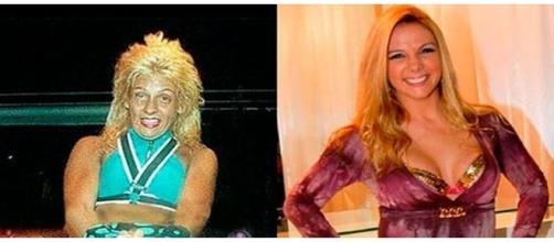 Alguns famosos mudaram completamente seu visual (Foto: Reprodução)
