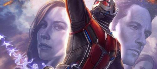Ant-Man and the Wasp Gets A Comic-Con Poster - [Image source: Youtube Screen grab]