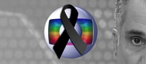 Apresentador da TV Globo teve ataque cardiáco e não resistiu. ( Imagem: Reprodução)