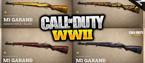 'Call of Duty: WWII': no animated camos in the game's multiplayer, says dev(Image - XRAYZ/YouTube