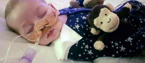 Charlie Gard's heartbroken parents release new pics of tragic tot ... - thesun.co.uk