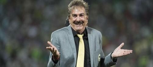 declaraciones del técnico argentino Ricardo La Volpe