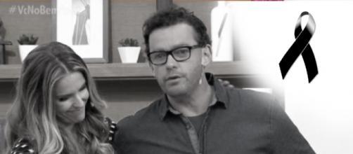 Fernando Rocha chorou morte de amigo jornalista