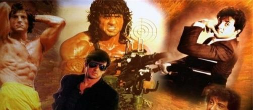 I own this picture. I created it for Sylvester Stallone FanPage.