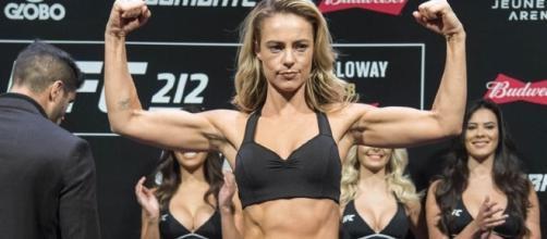 Jeiza desiste de MMA nos EUA ao saber de prisão de Zeca