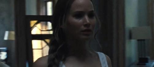 Jennifer Lawrence nel film 'Mother!' di Darren Aronofsky.