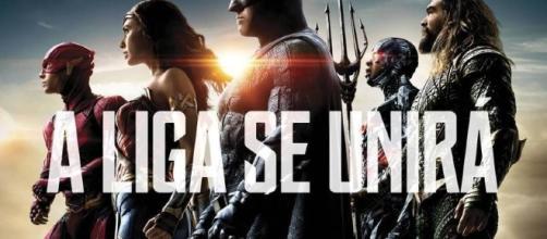 ''Liga da Justiça'' estreará ainda este ano nos cinemas