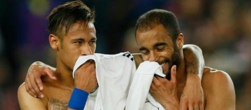 Lucas veut Neymar à Paris - Football - Sports.fr - sports.fr