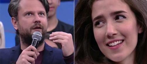 O ator surpreendeu a todos com a linda declaração ( Foto - Reprodução )