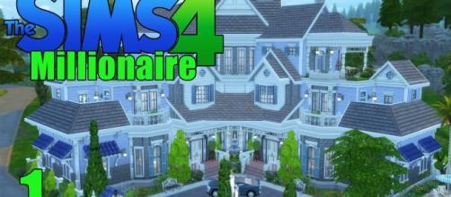 Sims 4 Millionaire [Credits: AviatorGamerz/Youtube]