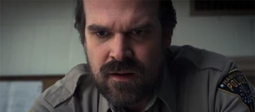"""""""Stranger Things"""" season 2 is about go get even more stranger, as per David Harbour. (YouTube/Netflix)"""