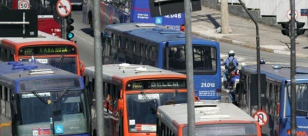 Problemas do transporte coletivo de São Paulo