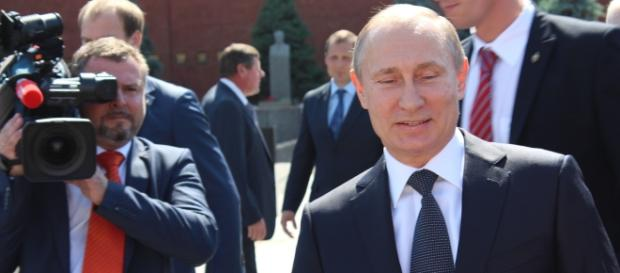 Copyright klimkin. Il Presidente russo Vladimir Putin.