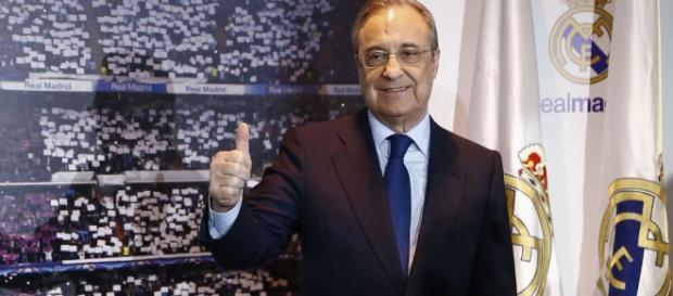 Florentino Pérez y una oferta galáctica 180 millones de euros