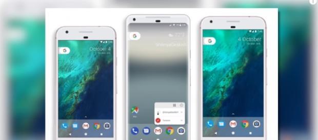 Google Pixel 2 - YouTube/Krystal Key Channel