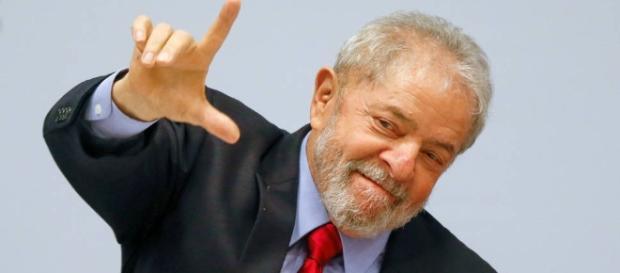 Lula ainda aparecendo em primeiro nas pesquisas