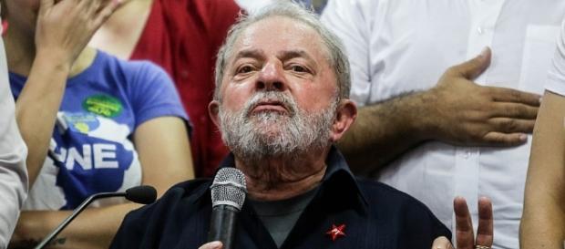 Lula foi condenado a nove anos e seis meses (Foto: Reprodução)