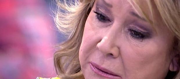 Mila Ximénez se emociona - telecinco.es