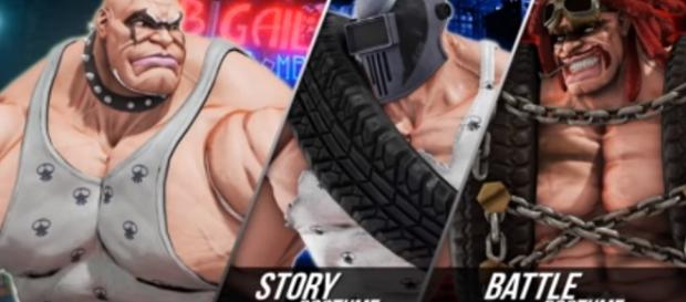 'Street Fighter 5' gets new character Abigail, a stage, and more costumes tomorrow, July 25. PlayStation/YouTube