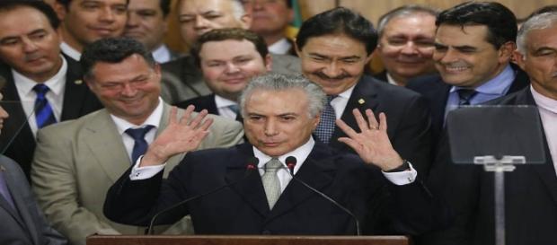 Temer diz que Brasil passa por novos ares na economia