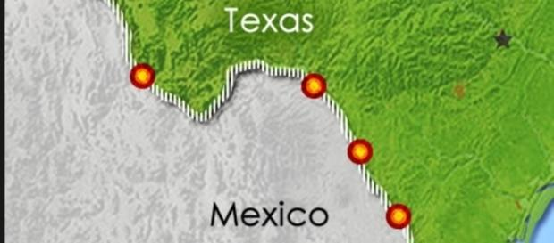 Texas borders Mexico, making it a hot spot for immigrants to filter in and out of (Image Credit: USDA via Flickr)