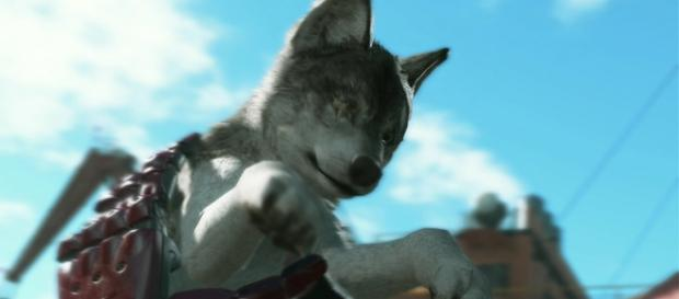 TGS 2014: See Snake's Furry New Companion in Action (via flickr - BagoGames)