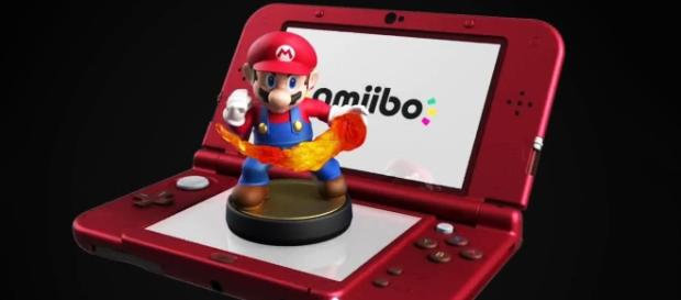 The Nintendo 3DS has become a popular handheld device (image source: YouTube/GameNewsOfficial)