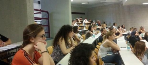 "Università Tor Vergata 1000 studenti per ""Testa il Test"""
