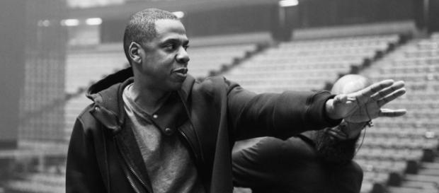 """4:44"""" seems to be one of Jay-Z's most personal albums yet. [Image via YouTube/Hypebeast]"""