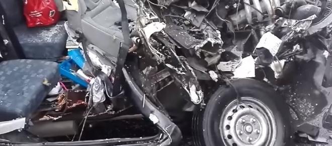 Accident în Ungaria: Trei români AU MURIT şi alţi şapte sunt răniţi
