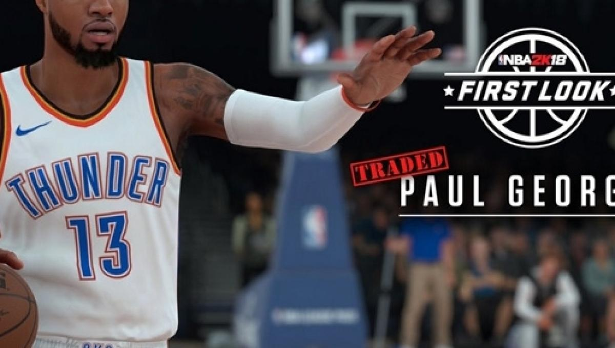 NBA 2K18' screenshots come out as 2K Sports starts the hype