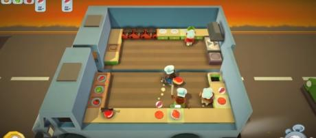Overcooked: Special Edition launches with two other games today. Photo via GameTrailers/YouTube