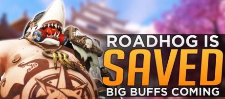 'Overwatch' Roadhog will take 50% less damage while healing, says game designer(YourOverwatch/YouTube Screenshot)
