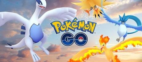 """Pokemon Go"" is already introducing new Legendaries, available until August. (Twitter/Pokemon Go)"
