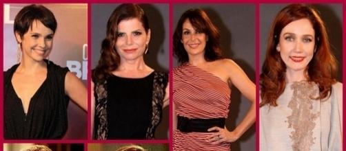 """Carolina Ferraz foi um dos destaques da novela """"Avenida Brasil"""""""