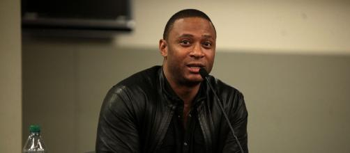David Ramsey at the 2014 Phoenix Fest - https://commons.wikimedia.org/wiki/File:David_Ramsey_2014.jpg