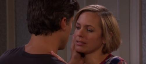 'Days of our Lives' Eric and Nicole. (Image via YouTube | DOOL)