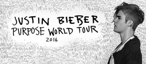 Justin Bieber Purpose World Tour
