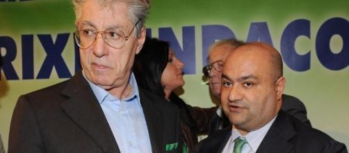 Lega Nord, Bossi e Belsito condannati per truffa