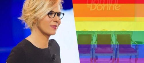 De Filippi al settimanale Chi conferma il Trono Gay - bitchyf.it