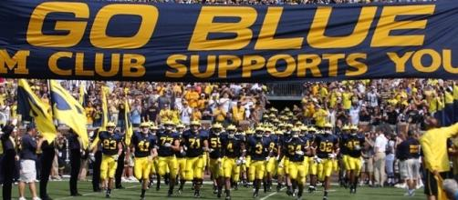 Michigan opens the season vs. Florida on Sept 2. [Image via Wiki Commons]