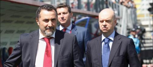 Milan, Fassone e Mirabelli a colloquio con Mendes