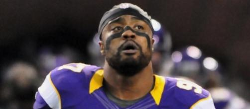 Minnesota Vikings defensive end Everson Griffen by Joe Bielawa via Wikimedia Commons