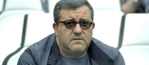 Mino Raiola, noto agente Fifa.