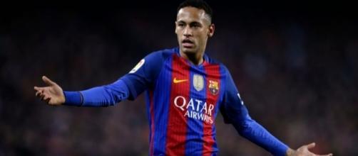 Neymar, al Barcellona dal 2013 - thesun.co.uk